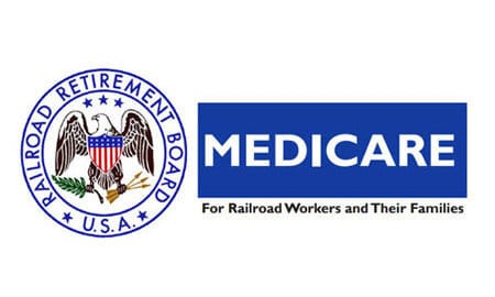 Medicare Railroad Logo